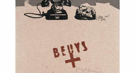 Lot-Nr. 190 Joseph Beuys (Kleve 1921 - Düsseldorf 1986) Erdtelephon, Katalogpreis: 5.000 €
