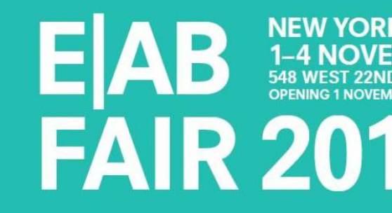 E|AB Fair Nov 1-4 2012 New York