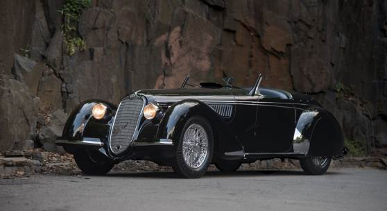 1939 Alfa Romeo 8C 2900B (credit - Darin Schnabel (c) 2016 courtesy RM Sotheby's)_Static