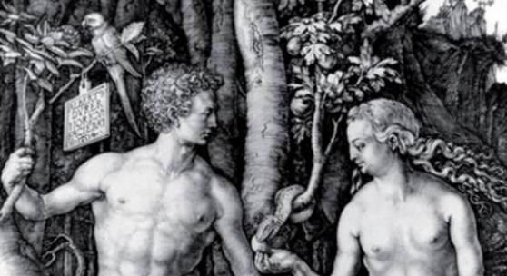 Duerer Adam und Eva