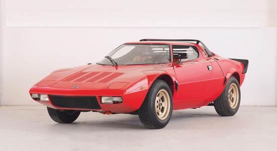 1974 Lancia Stratos HF Stradale € 300.000 – 400.000