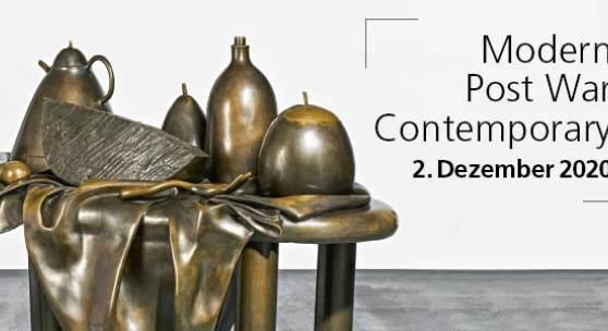 Nachbericht | VAN HAM Modern Week am 2. Dezember 2020
