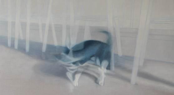 Bewegte Räume - Carine Kraus