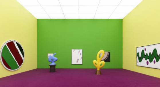 Bertrand Lavier, Kunstmuseum Liechtenstein, 23.09.2016–22.01.2017, Foto: Stefan Altenburger Photography, Zürich © 2016, ProLitteris, Zürich/Kunstmuseum Liechtenstein