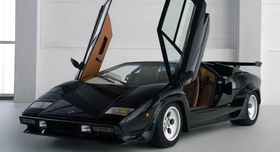 Lot 78: 1979 Lamborghini Countach LP400 S, Schätzwert € 300.000 - 400.000