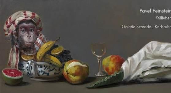 Impressionen Ausstellung Pavel Feinstein (c) galerie-schrade.de