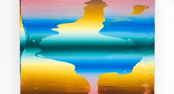 Michael Ornauer, 21067 72x60cm oil-jute