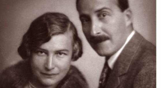 Franz Xaver Setzer (1886-1939) Der Autor Stefan Zweig mit seiner Frau Friderike, 1926 © IMAGNO/Archiv Setzer-Tschiedel