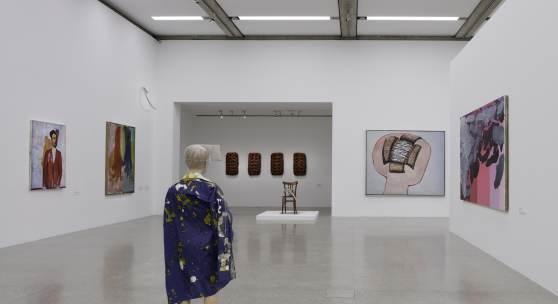 Ausstellungsansicht / exhibition view, Photo: mumok / Stephan Wyckoff