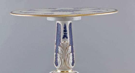 Prunkvoller Tisch Schierholz, Limit: 990.00 EURO
