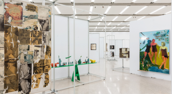 Ausstellungsansicht / Exhibition view (Ebene / level -3) Kunst ins Leben! Der Sammler Wolfgang Hahn und die 60er Jahre / Art into Life! Collector Wolfgang Hahn and the 60s, mumok – Museum moderner Kunst Stiftung Ludwig Wien, 10.11.2017–24.6.2018 © Photo: Lisa Rastl/mumok