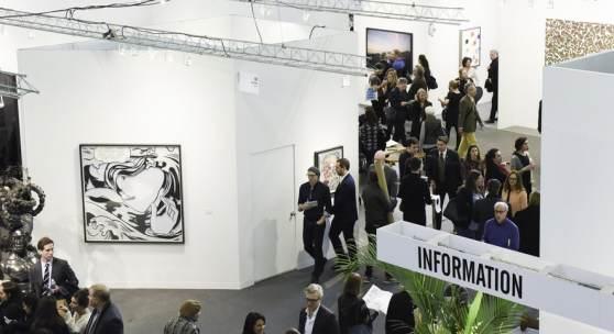 Impressionen The Armory Show 2016