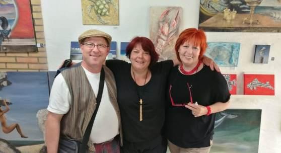 DUENDE, SKUIN, MATTIESSON - Offene Atelier 2019 Kulturland Brandenburg