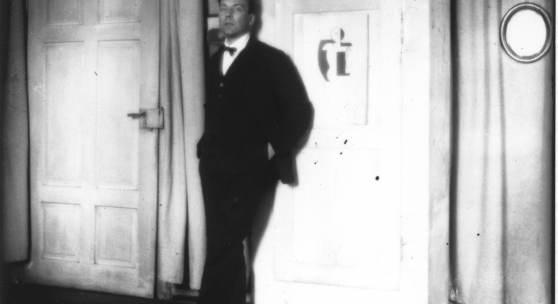 Camille Graeser, Mein Atelier, 1925  Courtesy Camille Graeser Stiftung