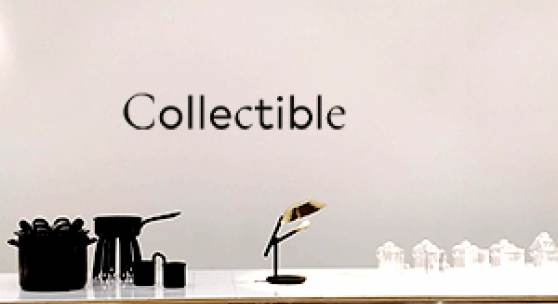 Collectible – The Fair for 21 st Century Design