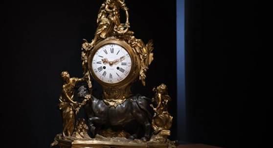 Faszination Zeit: Kostbarkeiten vergangener Jahrhunderte
