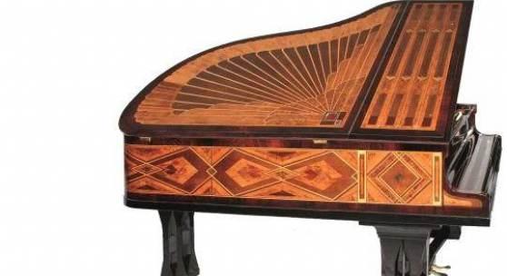 Salonflügel, um 1900 Peter Behrens Schätzpreis: € 350.000 Los 17