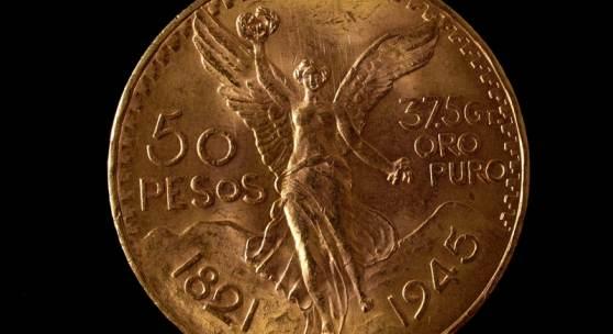 50 Pesos 1821-1945 Centenario