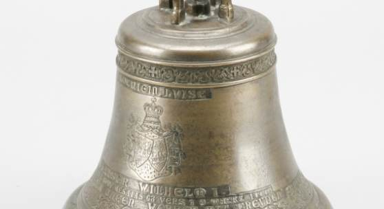 Todesglocke Kaiser Wilhelm I. Modell der D-Glocke,  1.250 €