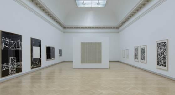 ERKER, Installationsansicht Kunstmuseum St. Gallen, Foto: Stefan Rohner