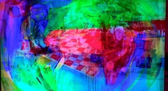 Patricia Karg, Ein Bild, das atmet