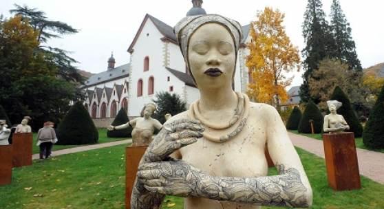 Fine Arts Kunstmarkt im Kloster Eberbach am 26. & 27. Oktober 2019