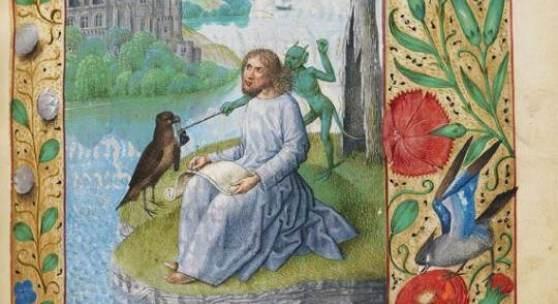 Auktion: 391 / Wertvolle Bücher am 21.05.2012   Lot: 6   Stundenbuch, Flandern 1500  Stundenbuch auf Pergament. Flandern um 1500.  Schätzpreis: 250.000 EUR / 327.500 $