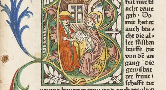 € 144.000* Aufruf: € 100.000 Nr. 11: Dritte deutsche Bibel. Augsburg um 1474