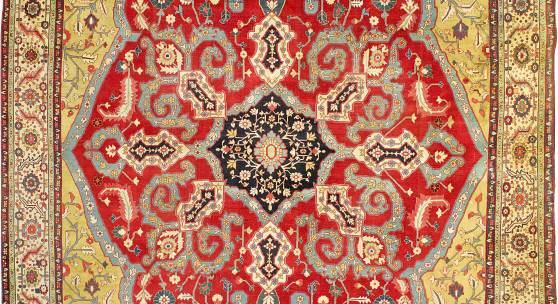 Lot 1528 -  HERIZ antik. Verkauft für CHF 29 000 (exkl. Aufgeld)