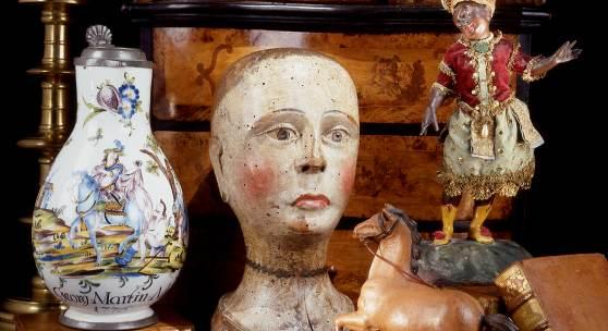 Wer das Besondere sucht und Freude an Kunst und Antiquitäten hat, wird sich dem besonderen Charme dieser Messe nicht entziehen können.