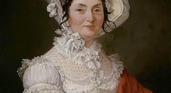 Barbara Krafft (1764–1825), Porträt der Therese Edel, geborene Maier, 1821, Öl auf Leinwand, © Salzburg Museum