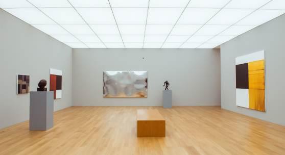 Ausstellungsansicht Hilti Art Foundation, Foto: Sandra Maier © Kunstmuseum Liechtenstein / Hilti Art Foundation