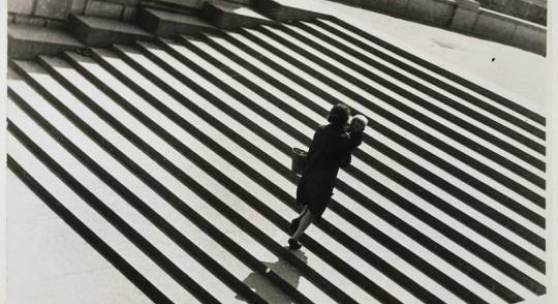 Alexander Rodtschenko (1891-1956): Treppe, 1930, Sepherot Foundation, © VG Bild-Kunst, Bonn 2013
