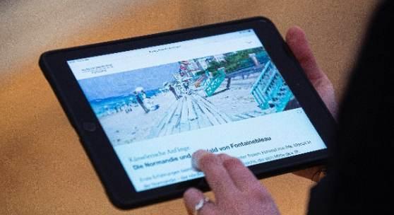 Barberini Digital – Ausstellungsrundgänge, 360°-Touren