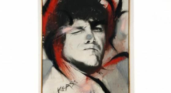 Arnulf Rainer, KRASS, 1971-73, (c) Arnulf Rainer, Foto: Robert Zahornicky