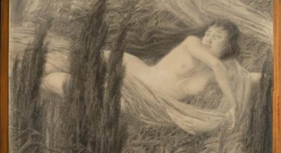 Drawings and Illustrations by Jan Preisler (1872–1918)