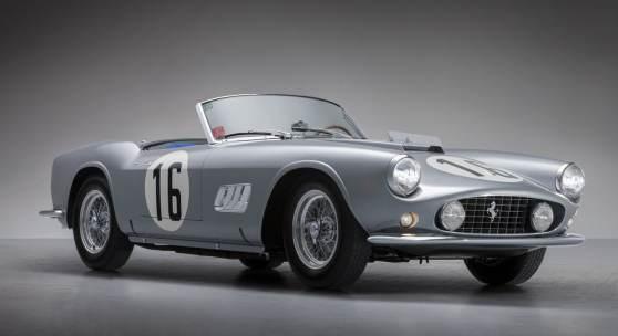 Lot 141  1959 Ferrari 250 GT LWB California Spider Competizione (CHASSIS NO. 1451 GT)  $17,990,000