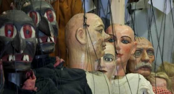 Ein Blick in Marionetten-Depot. (c) Foto Frank Höhler