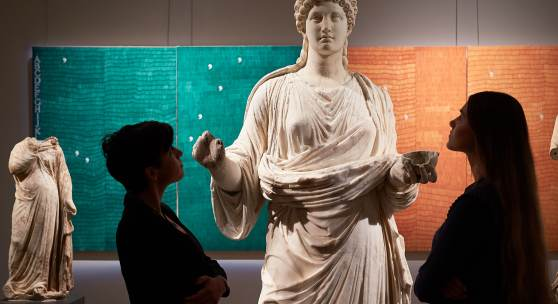 Ancient Marbles bring £3.5 Million at Sotheby's London