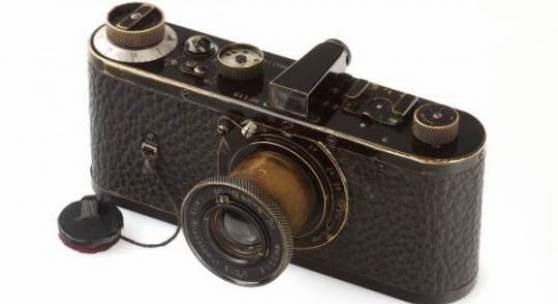 Leica 0-Serie, © WestLicht Photographica Auction