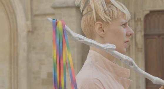 Borjana Ventzislavova, Und der Himmel klärt sich auf (MAGIC RESISTANCE), 2018, Filmstill, (c) Bildrecht und Borjana Ventzislavova
