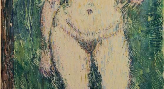 Rohlfs, Christian Ohne Titel (Weiblicher Akt), 1910 Schätzpreis: 25000 - 30000 EUR
