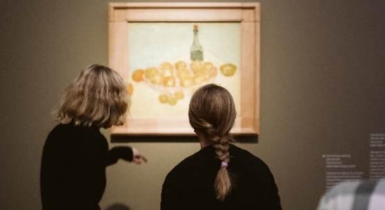 100.000 Besucher bei Van Gogh