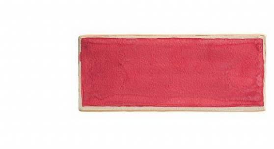 Kat. Nr. 1250 Yves Klein «M1, rot». Gouache/Papier/Lw. Zuschlag 59.000,- €