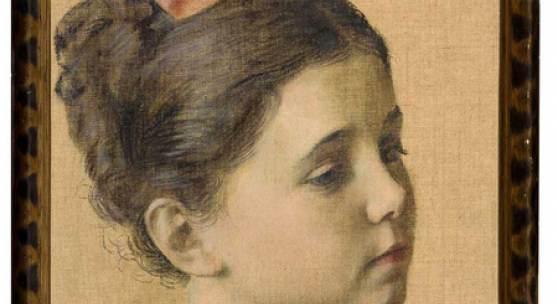 """Portraits des """"Kleinen Paares"""" Romanowa Ausrufnummer:864 Ausrufpreis:5000 Euro"""