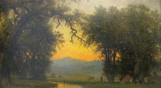 Whittredge,  Thomas Worthington,  1820-1910,  Springfield - Summit.