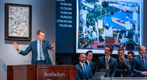 15 Auction Records Established in Sotheby's $392.3 Million
