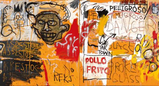 Four Works Charting Basquiat S Career On Offer This November