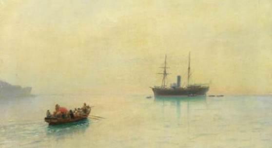 L.F. LAGORIO Segelschiff und Ruderboot CHF 220'000 / 280'000