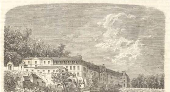 1862 Manufacture SEVRES Manufaktur Porzellan Sèvres